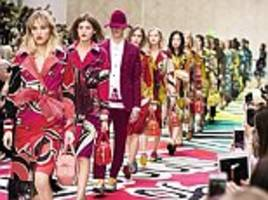 Burberry teams up with Twitter to provide its followers with live images from its LFW show